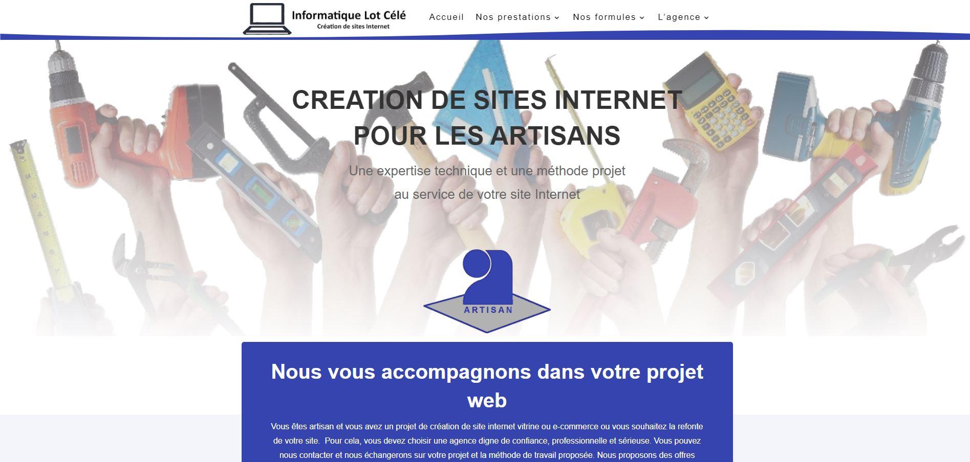 création de sites internet pour les restaurants